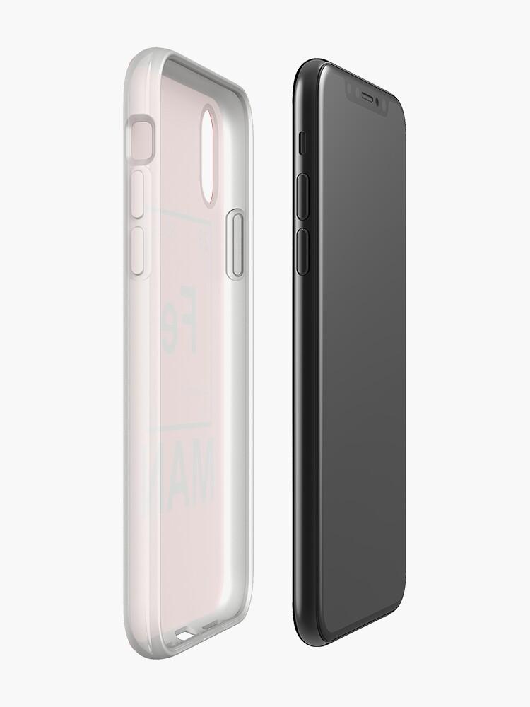 Alternative Ansicht von Fe (Eisen) Mann iPhone-Hüllen & Cover