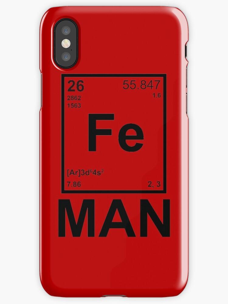 Fe (Iron) Man by jessicagillies