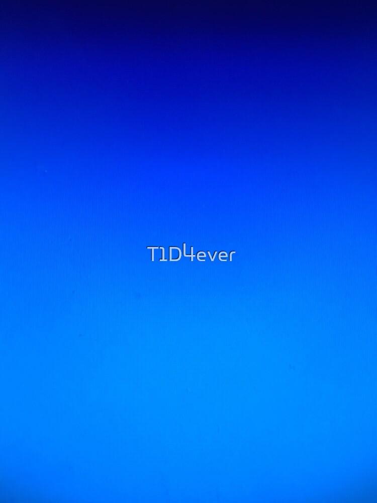 Blue, cool, cool blue design, cool blue, T1D4ever, modern, blue phone case, blue leggings, blue mugs,  by T1D4ever