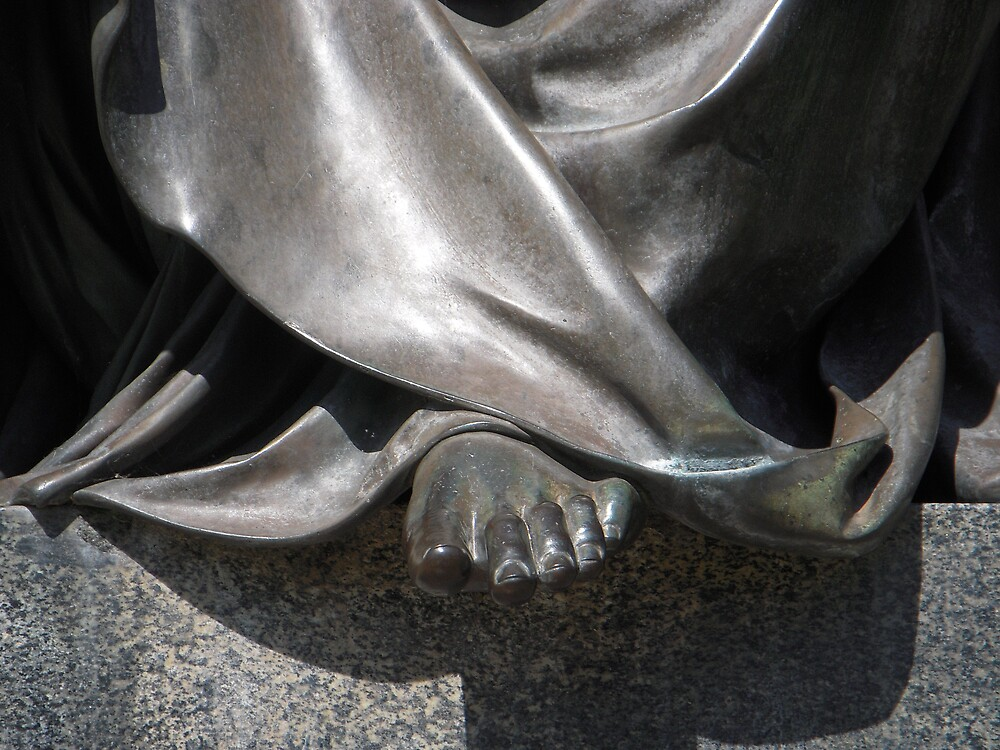 Foot by Tama Blough