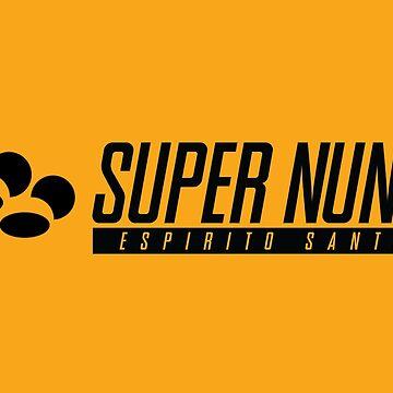 Super Nuno Espirito Santo (Black Logo) by PonchTheOwl