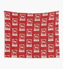 Fe (Iron) Man Wall Tapestry