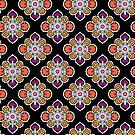 Emocionante Pattern by boelterdesignco