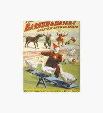 Vintage poster - Circus Art Board