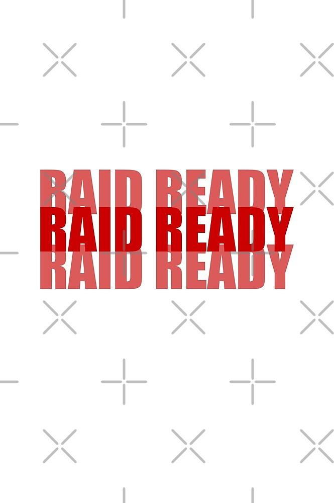 Raid Ready Fade by InTrendSick