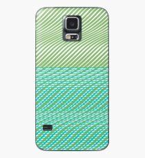 Two Dollar Pattern Case/Skin for Samsung Galaxy
