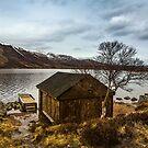 Loch Muick by David Lewins