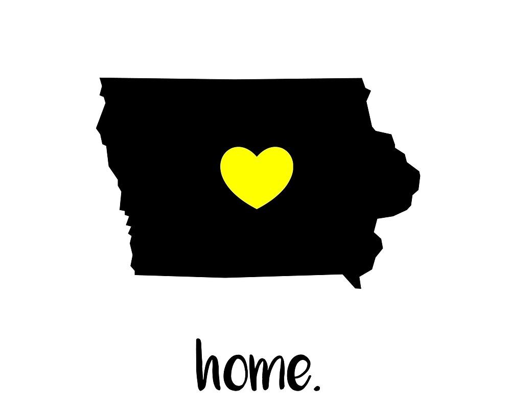 Iowa Home by Amy Pendergrass