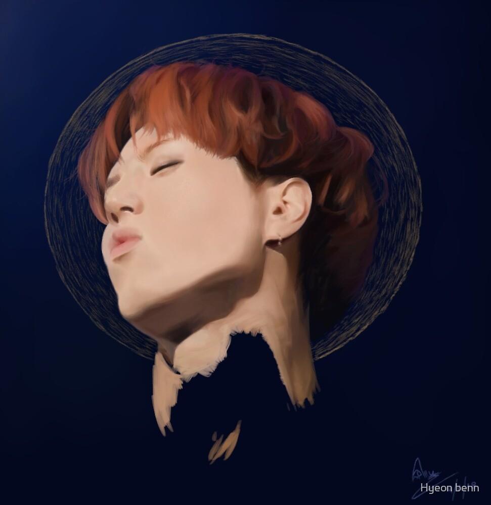 Kim Yugyeom by Hyeon benn