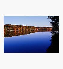 Bear Creek Lake Revisited Photographic Print