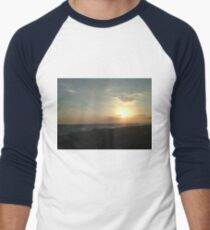 Aiya Napa Sunset Men's Baseball ¾ T-Shirt
