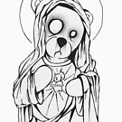 Our ZomBear of Fatima T by chriszenga