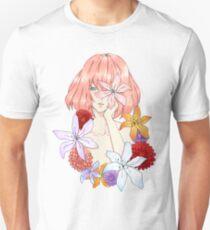 Crying Flowers Unisex T-Shirt
