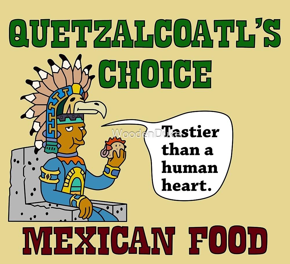 Quetzalcoatl's Choice by WoodenDuke