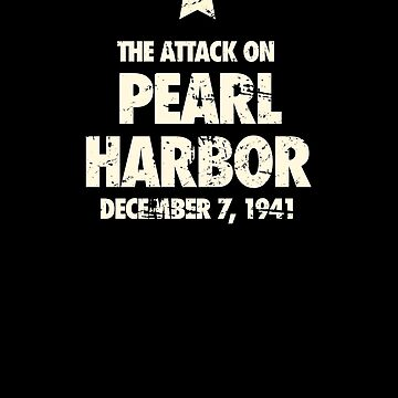 Attack On Pearl Harbor - World War 2 / WWII by ethandirks