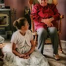 A Grandmothers Love by Fotography by Felisa ~