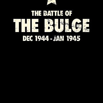 Battle Of The Bulge - World War 2 / WWII by ethandirks