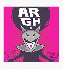 argh Photographic Print