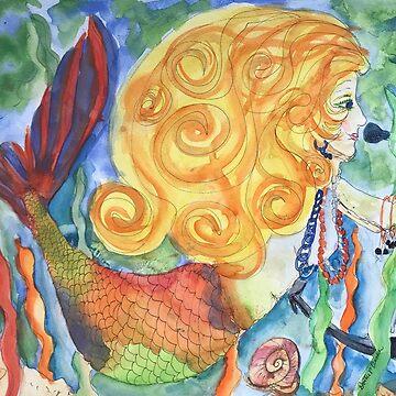 Sea Life  by Dottiepvisker