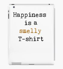 Real Happiness iPad Case/Skin