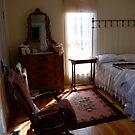Bedroom by Pamela Hubbard