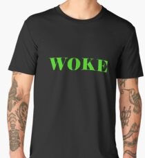 Woke Money Men's Premium T-Shirt