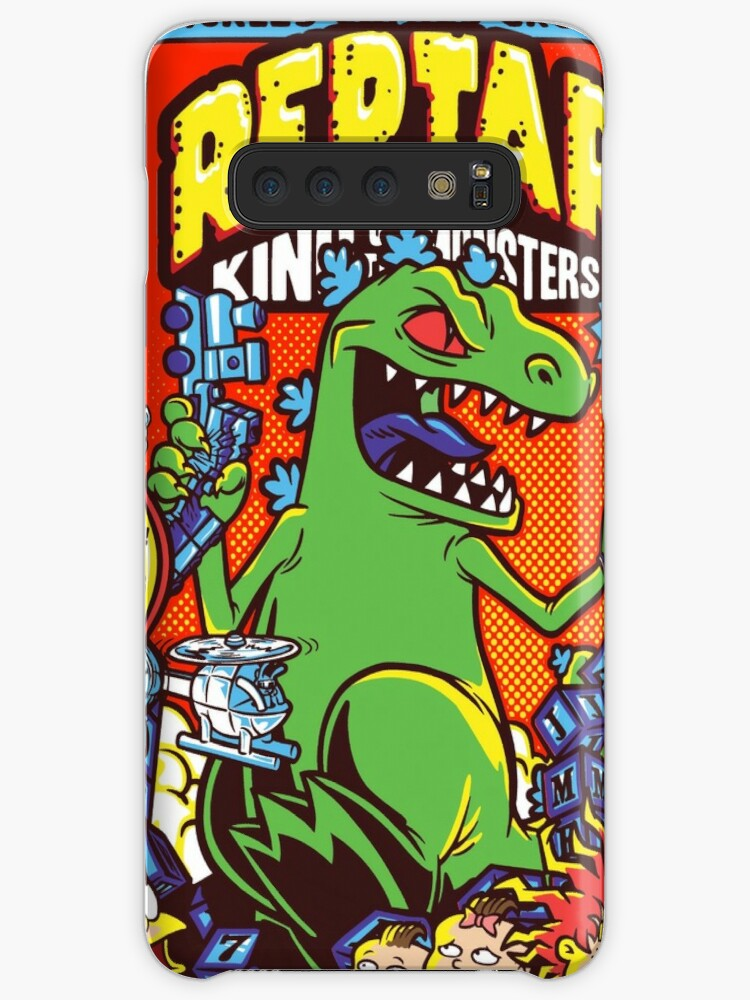 Reptar King of the Monsters by CoDdesigns