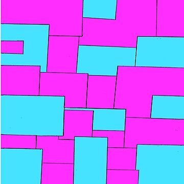 Squares Pattern by aremalumis