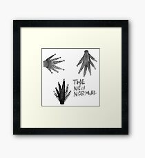 The New Normal Framed Print