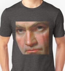 Beethoven in frightening close-up Unisex T-Shirt
