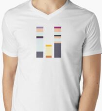 Minimalist Team Rocket Men's V-Neck T-Shirt