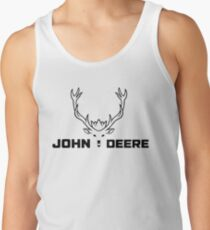 The Bold Icon Of Deere Tank Top