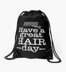 Have a great hair day  Turnbeutel
