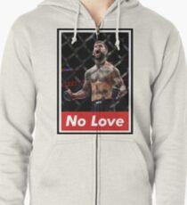 Sudadera con capucha y cremallera Cody 'No Love' Garbrandt