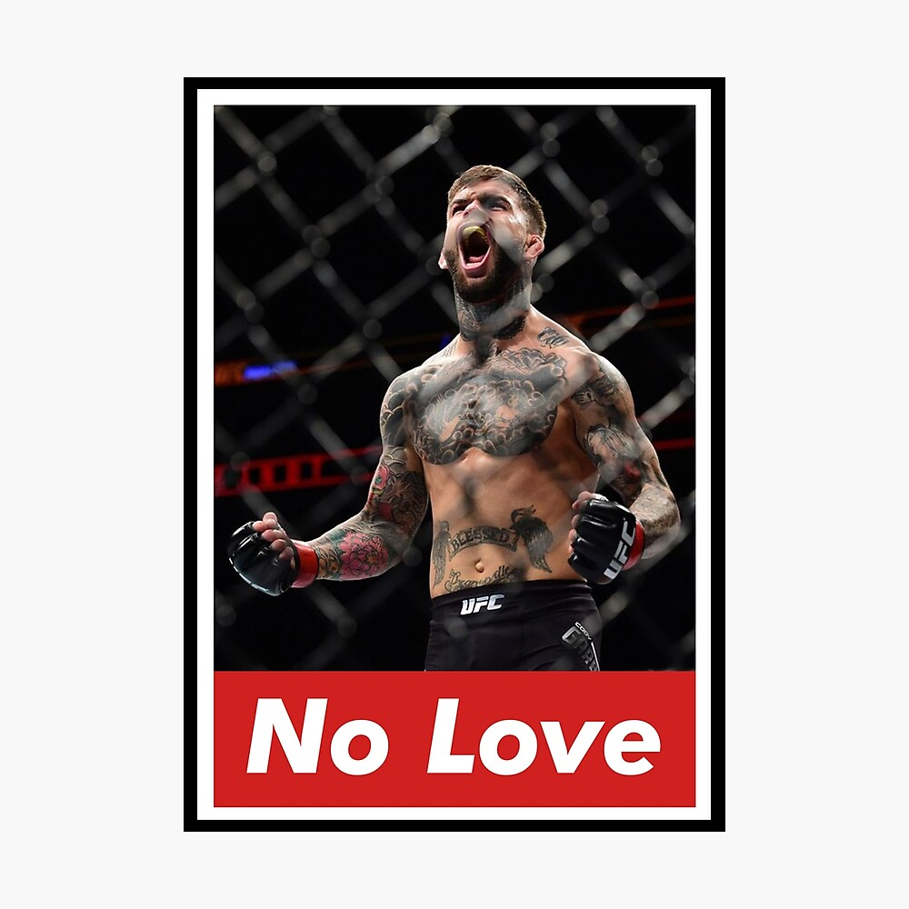 Cody 'No Love' Garbrandt Lámina fotográfica