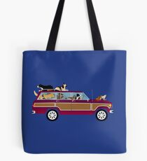 Wags in a Waggy Tote Bag