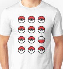 Hidden Electrode Unisex T-Shirt