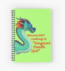 Glory Spiral Notebook