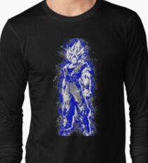 Aura Warrior BLUE Long Sleeve T-Shirt