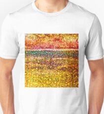 Sunny Flower Fields Unisex T-Shirt