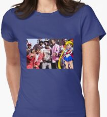 Dipset x Sailor Moon Womens Fitted T-Shirt