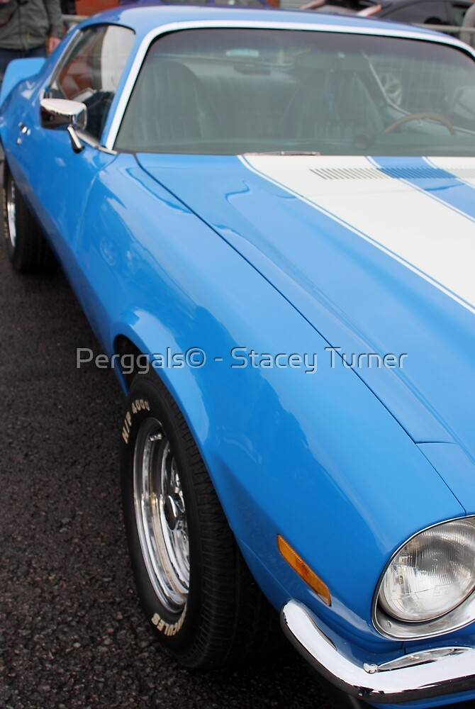 classic camaro Z28 by Perggals© - Stacey Turner