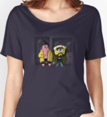 Pat and Silent Bob Women's Relaxed Fit T-Shirt