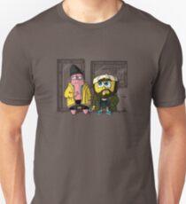 Pat and Silent Bob Unisex T-Shirt