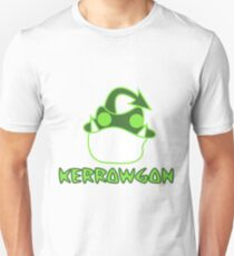 Official KERROWGON (Blinx: The Time Sweeper) Unisex T-Shirt