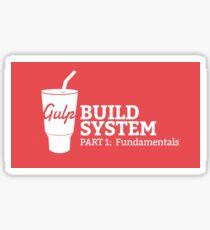 Gulp.js Sticker