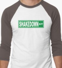 Shakedown Street Men's Baseball ¾ T-Shirt