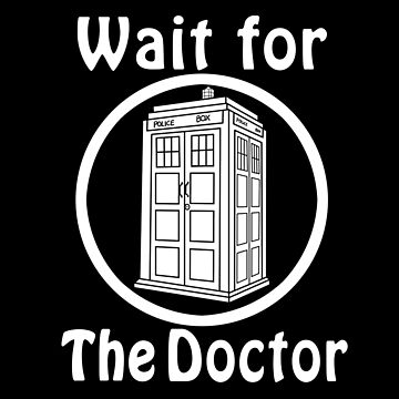 The doctor - black by Trannes
