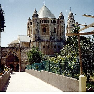 The Armenian Orthodox Cathedral of St. James the Great,  by Shulie1