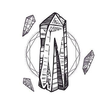Mystic Crystal - Dark Version by darkwonderbrand